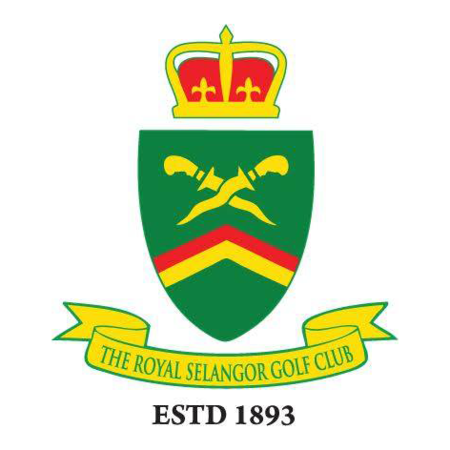 Logo of golf course named Royal Selangor Golf Club