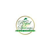 Logo of golf course named Royal Springs Golf Club