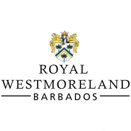 Logo of golf course named Royal Westmoreland