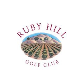 Logo of golf course named Ruby Hill Golf Club