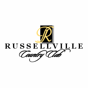 Logo of golf course named Russellville Country Club