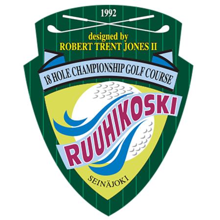Logo of golf course named Ruuhikoski Golf