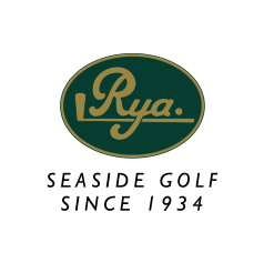 Logo of golf course named Rya Golfklubb