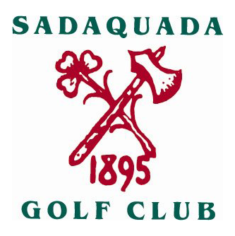 Logo of golf course named Sadaquada Golf Club
