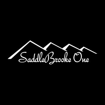 Logo of golf course named Saddlebrooke Country Club