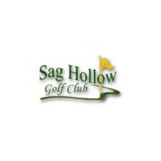 Logo of golf course named Sag Hollow Golf Club