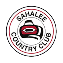 Logo of golf course named Sahalee Country Club