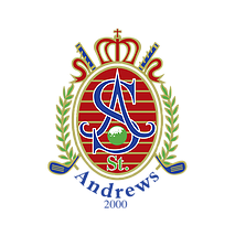 Logo of golf course named Saint Andrews at Westcliffe
