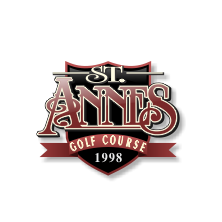 Logo of golf course named Saint Annes Golf Course