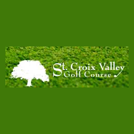 Logo of golf course named Saint Croix Valley Golf Course