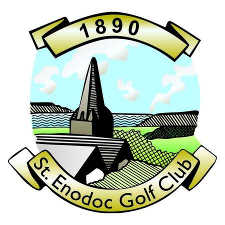 Logo of golf course named Saint Enodoc Golf Club