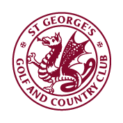 Logo of golf course named Saint George's Golf and Country Club
