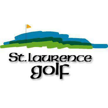 Logo of golf course named Saint Laurence Golf