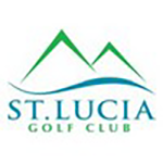 Logo of golf course named Saint Lucia Golf Resort and Country Club