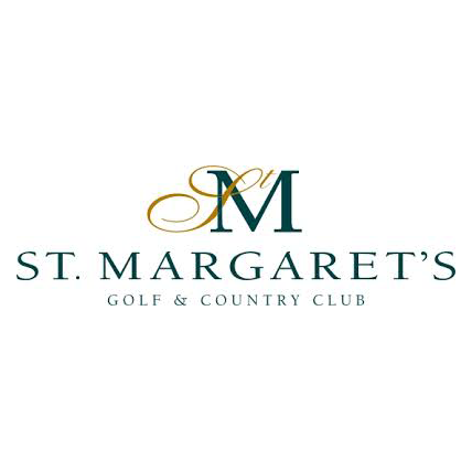 Logo of golf course named Saint Margaret's Golf & Country Club
