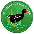 Logo of golf course named Saint Michaels Golf Club