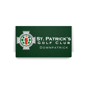 Logo of golf course named Saint Patrick's Golf Club