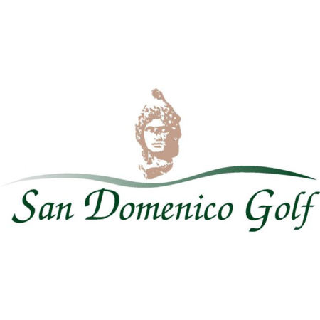 Logo of golf course named San Domenico Golf