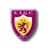 Logo of golf course named San Isidro Golf Club