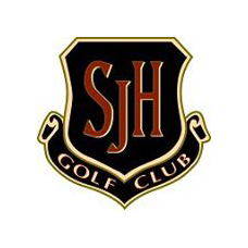 Logo of golf course named San Juan Hills Golf Club