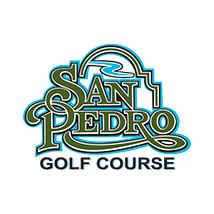 Logo of golf course named San Pedro Golf Course