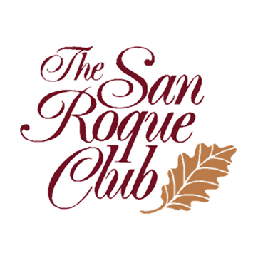 Logo of golf course named San Roque Club - New Course