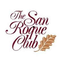 Logo of golf course named San Roque Club - Old Course