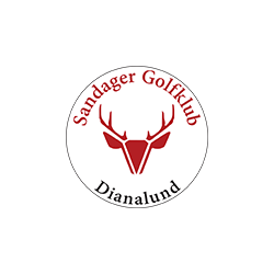 Logo of golf course named Sandager Golf Club