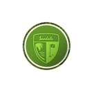 Logo of golf course named Sandals Golf and Country Club