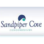 Logo of golf course named Sandpiper Cove Golf Course