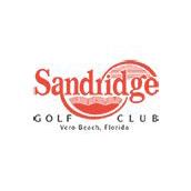 Logo of golf course named Sandridge Golf Club
