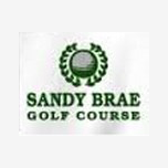 Logo of golf course named Sandy Brae Golf Course