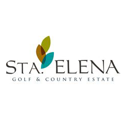 Logo of golf course named Santa Elena Golf and Country Club