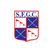Logo of golf course named Sao Fernando Golf Club
