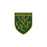 Logo of golf course named Saratoga Golf and Polo Club