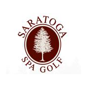 Logo of golf course named Saratoga Spa State Park Golf Course