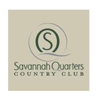 Logo of golf course named Savannah Quarters Country Club