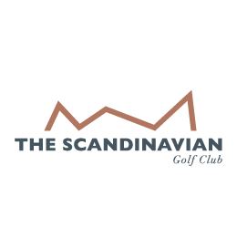 Logo of golf course named Scandinavian Golf Club - New Course