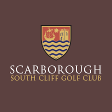 Logo of golf course named Scarborough South Cliff Golf Club