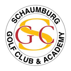 Logo of golf course named Schaumburg Golf Club