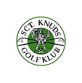 Logo of golf course named Sct Knuds Golf Club