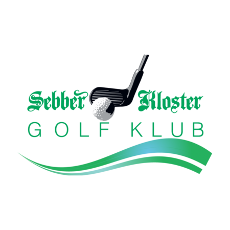 Logo of golf course named Sebber Kloster Golf Club