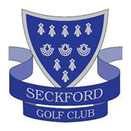 Logo of golf course named Seckford Golf Club