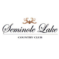 Logo of golf course named Seminole Lake Country Club