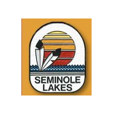 Logo of golf course named Seminole Lakes Country Club