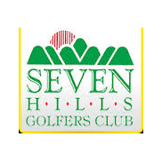 Logo of golf course named Seven Hills Golfers Club