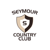 Logo of golf course named Seymour Country Club