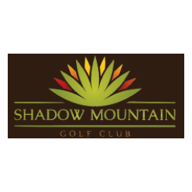 Logo of golf course named Shadow Mountain Golf Club