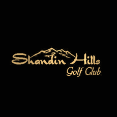 Logo of golf course named Shandin Hills Golf Club
