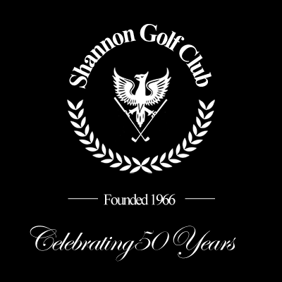 Logo of golf course named Shannon Golf Club